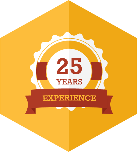 25 years of experience for Metro Cleaning